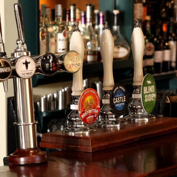 The Bar & Garden at The Halfway Bridge