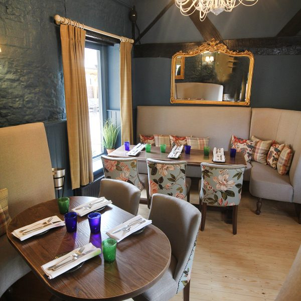 The Restaurant at The Halfway Bridge Inn